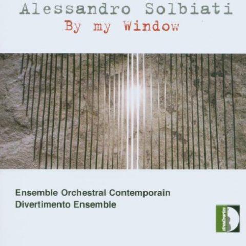 Alessandro Solbiati - By My Window
