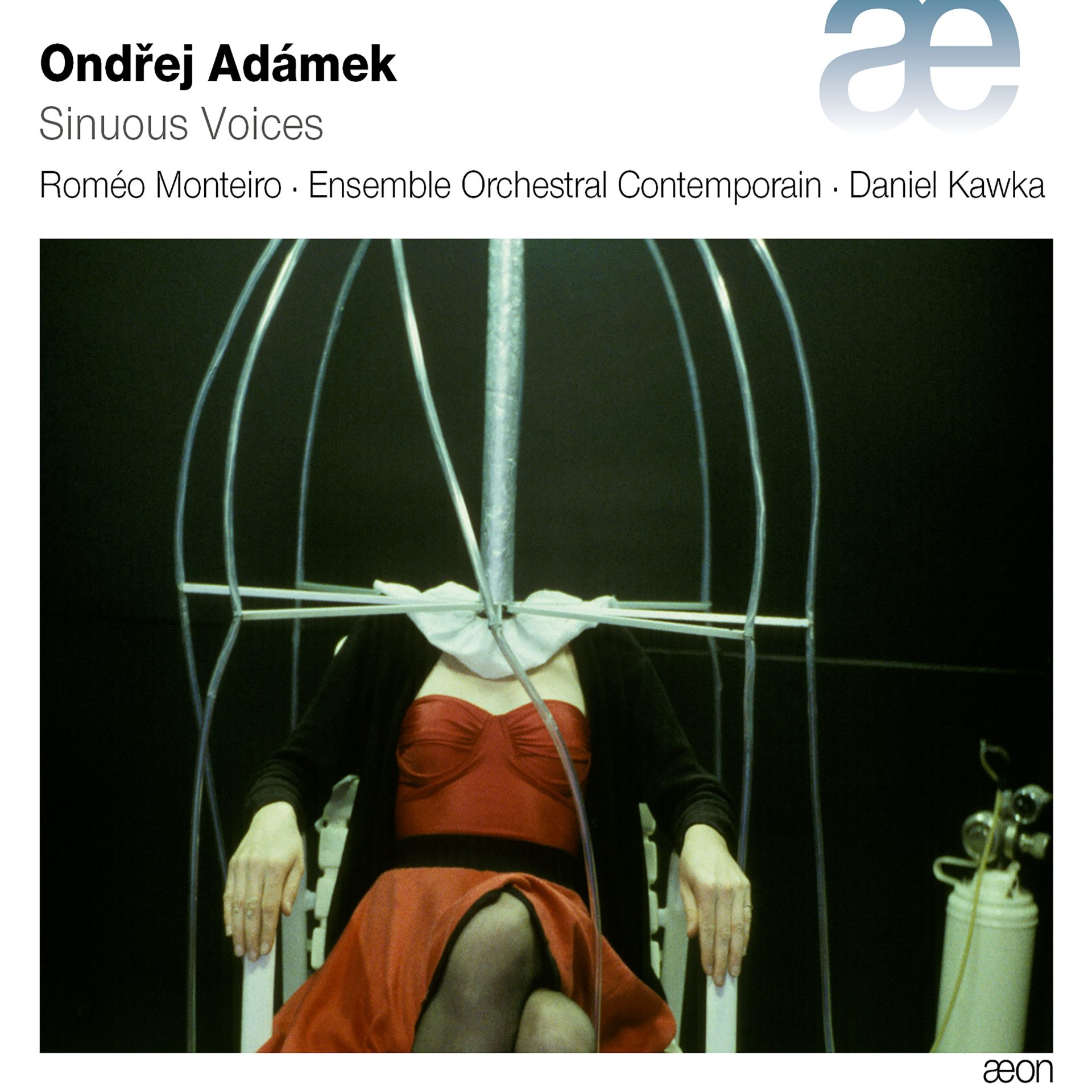 Ondrej Adamek - Sinuous Voices