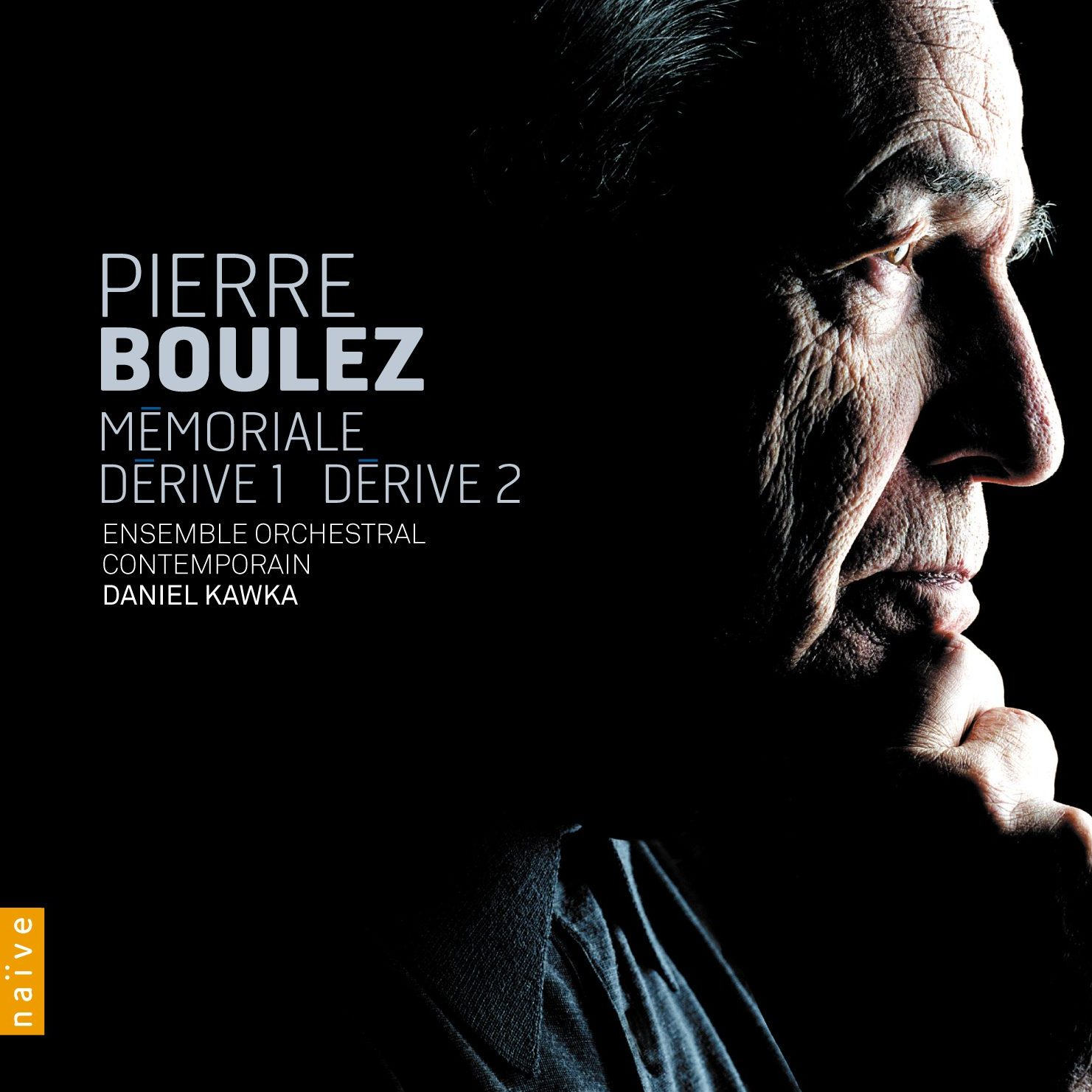 Pierre Boulez - Mémoriale, Dérive 1, Dérive 2