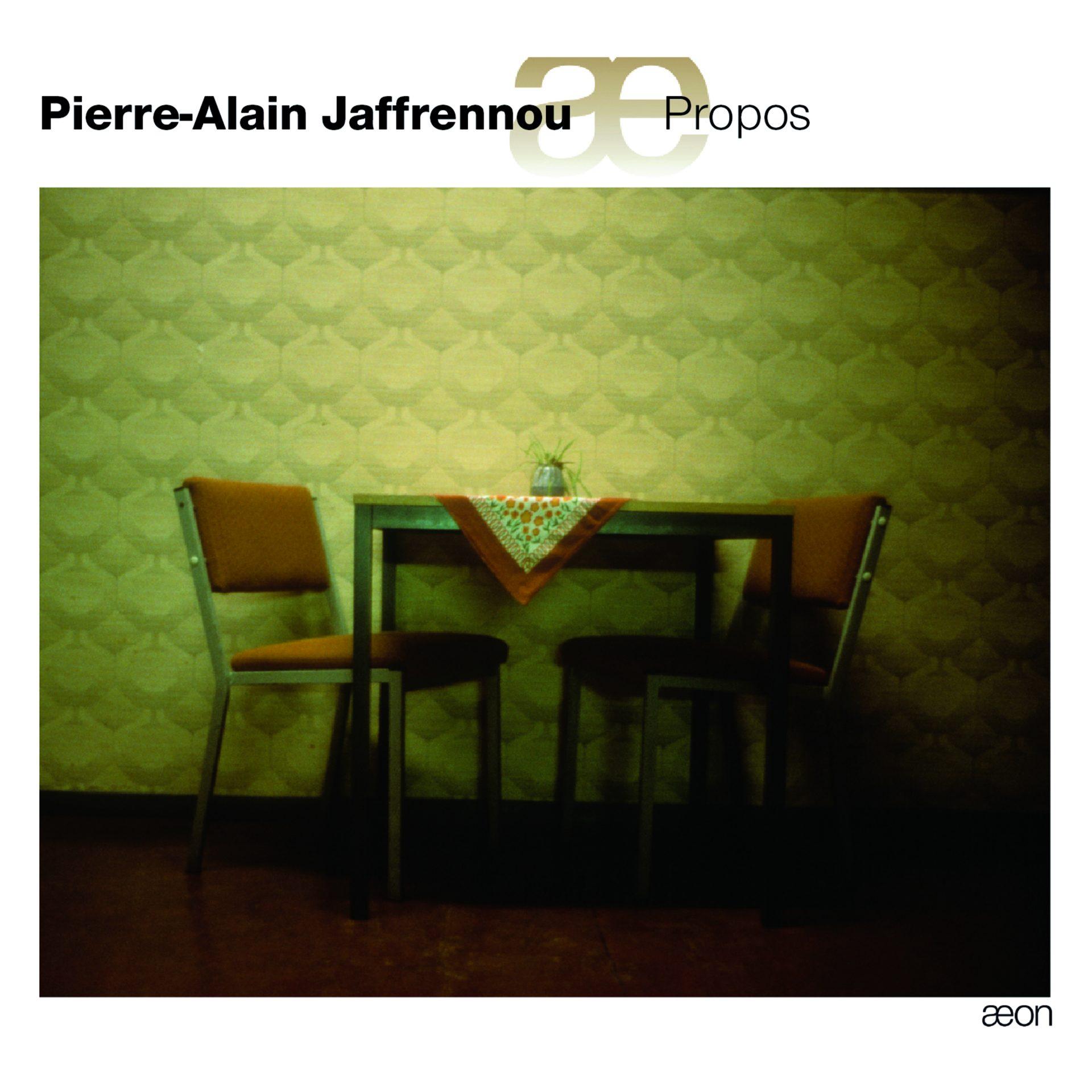 Pierre-Alain Jaffrennou - Propos