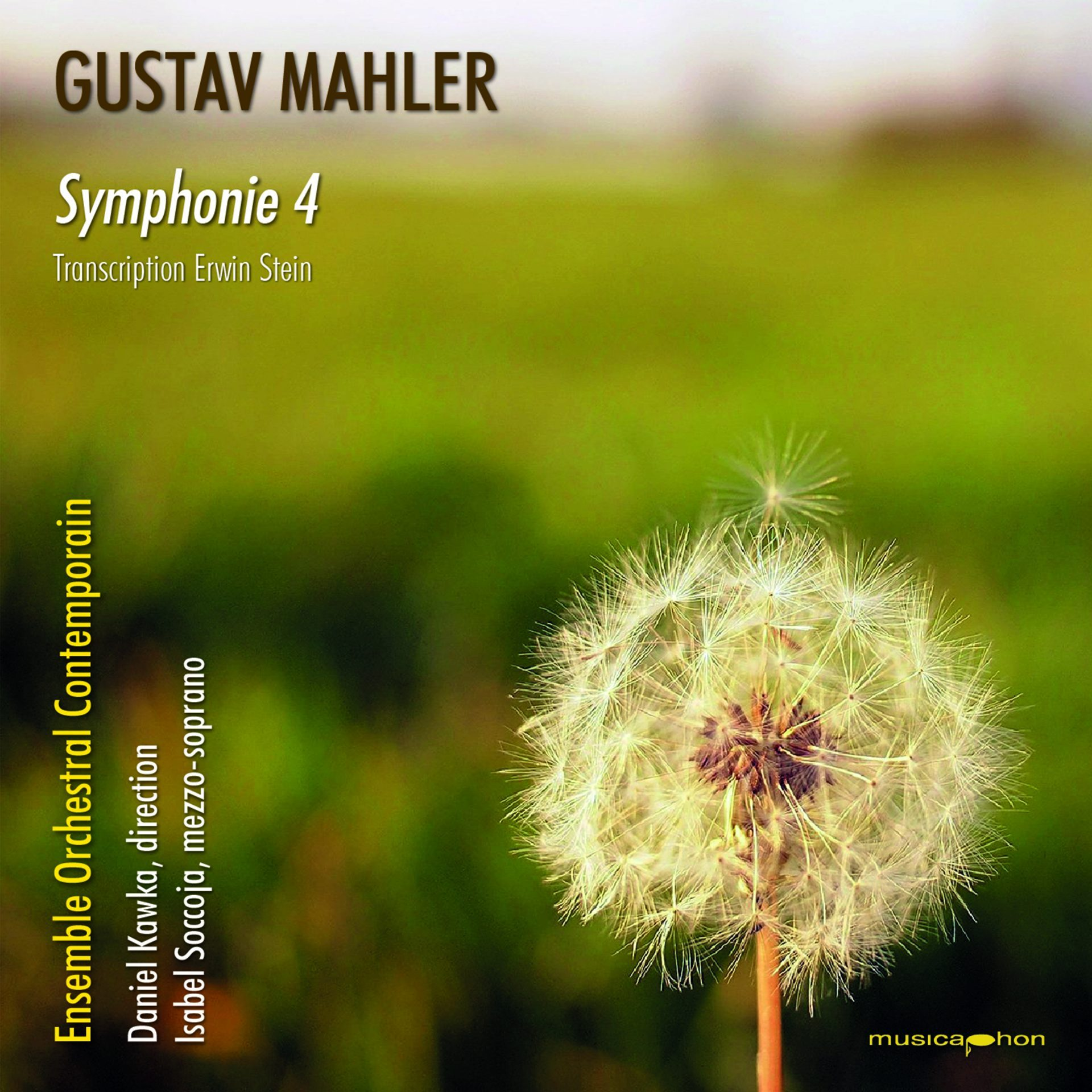 Gustav Mahler - Symphonie n°4
