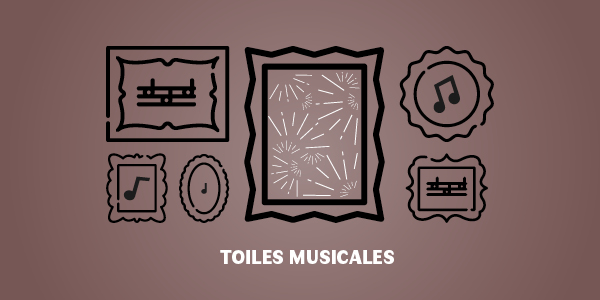 10-Toiles musicales
